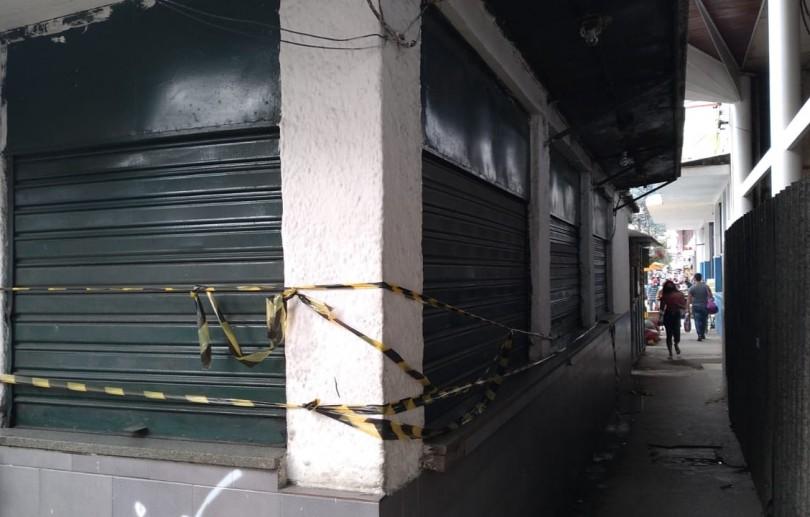 Bar é multado e lacrado no Centro Histórico por desrespeitar decreto