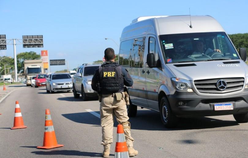 PRF divulga balanço da operação Semana Santa nas estradas do Rio de Janeiro