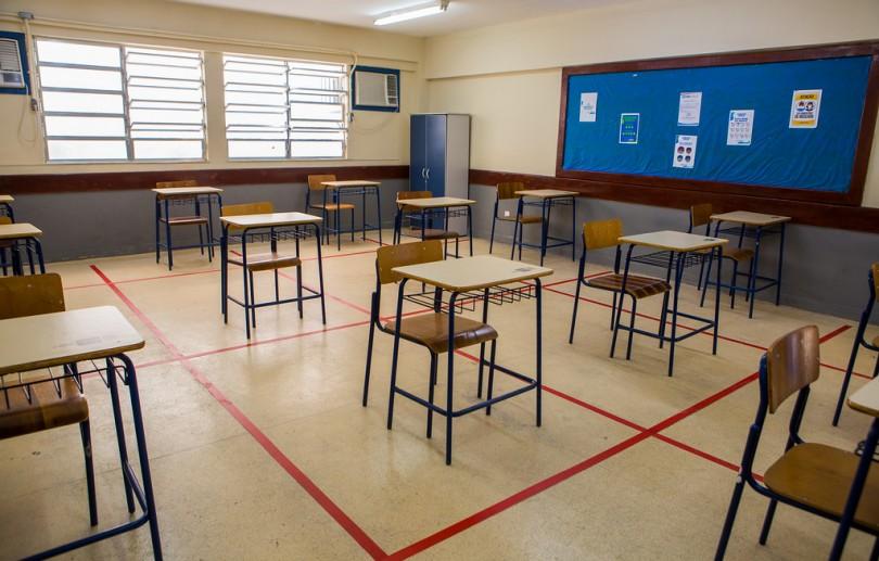 Decreto suspende aulas presenciais na rede estadual do Rio até 12 de abril