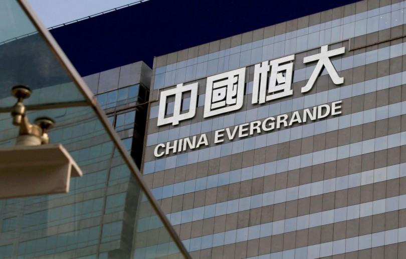 Ações da chinesa Evergrande caem à mínima em 11 anos