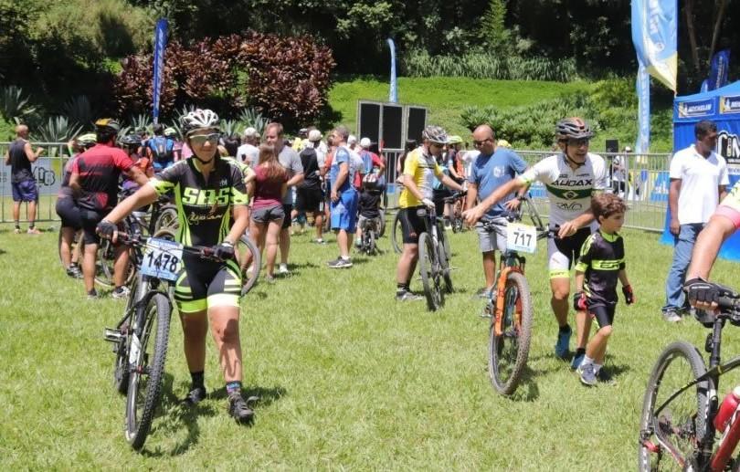 Copa Internacional de  Mountain Bike em Petrópolis