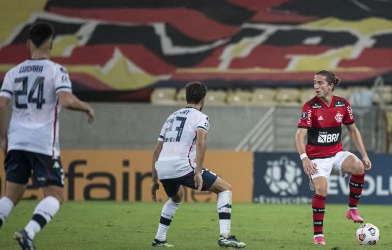 Mesmo com empate, Flamengo se classifica como líder na Libertadores