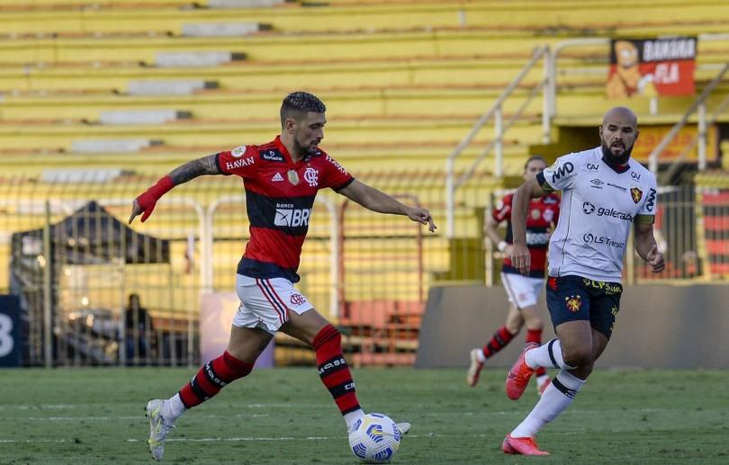 Flamengo vence Sport e se reabilita no Campeonato Brasileiro