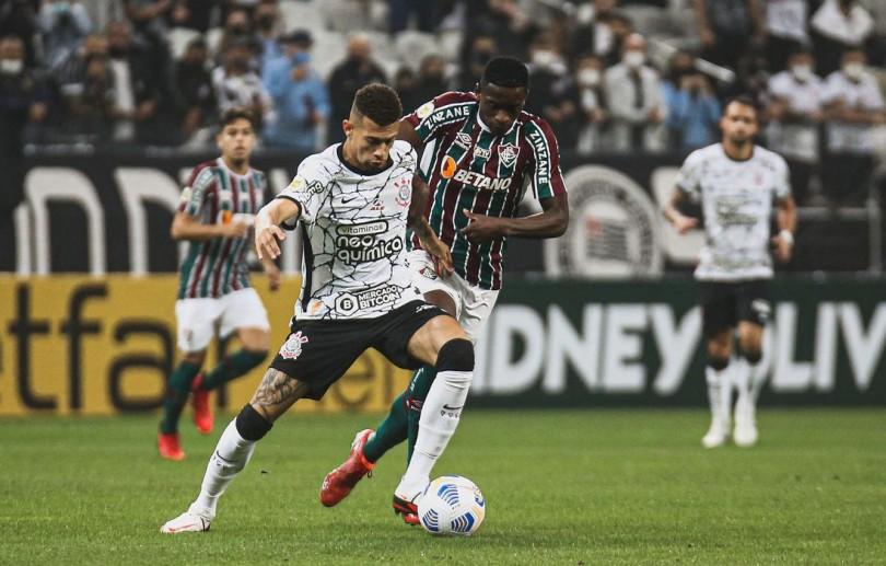 Brasileiro: Corinthians derrota Fluminense por 1 a 0