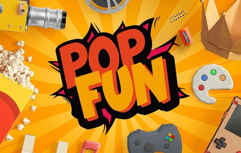 Pop Fun Oficial e a Cultura Pop nossa de cada dia