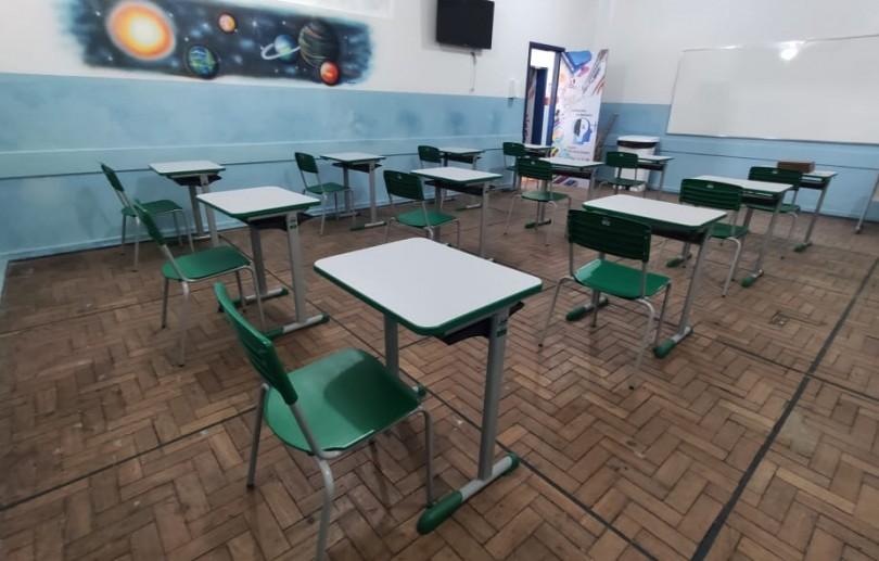 Selo Escola Segura é obrigatório para início das aulas no modelo híbrido em Petrópolis