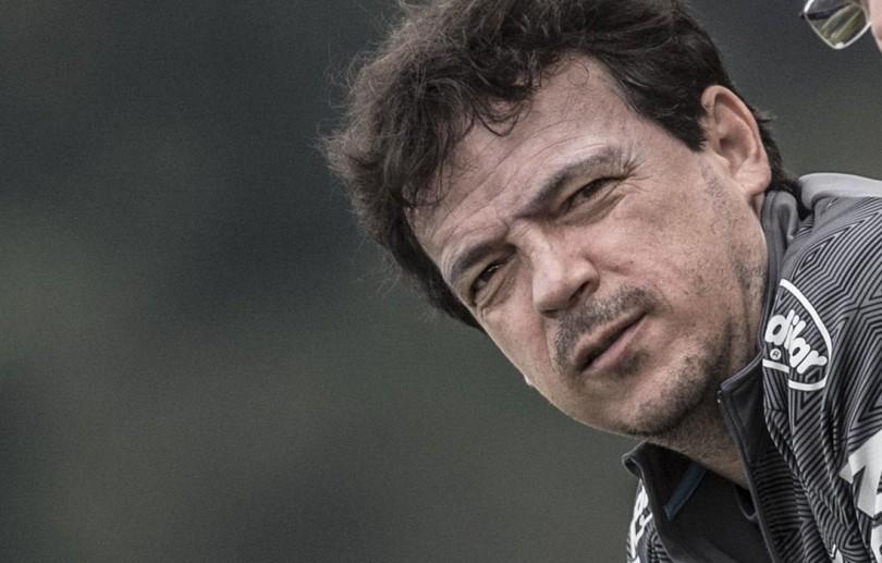 Vasco anuncia Fernando Diniz como novo técnico