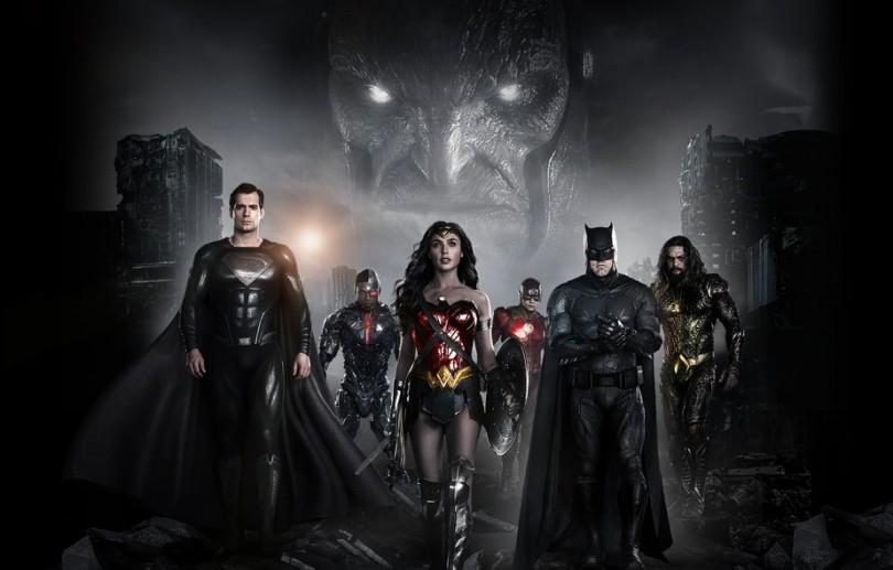 Liga da Justiça de Zack Snyder - Crítica