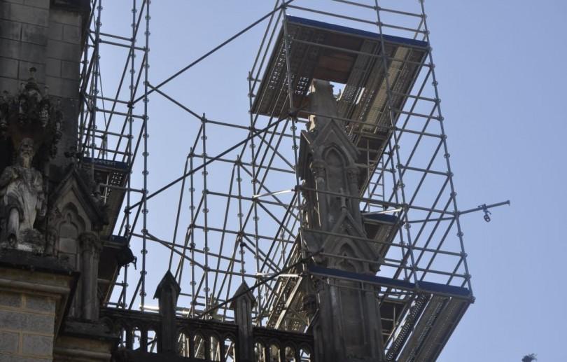 Restauração da Catedral São Pedro de Alcântara será concluída em 2022