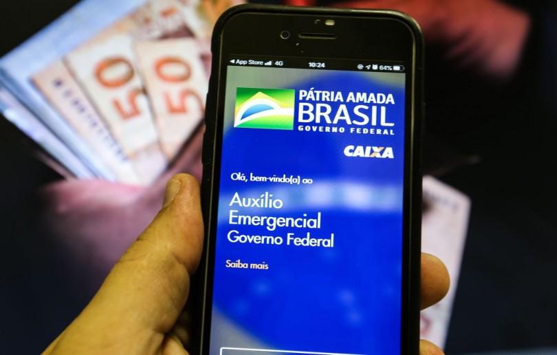 Consulta sobre auxílio emergencial pode ser feita a partir dehoje