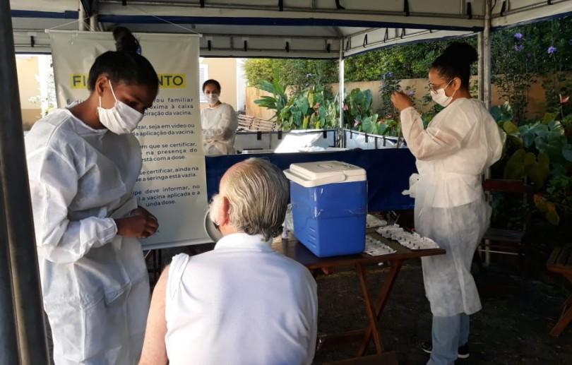 Município recebe mais 3.650 doses de vacinas Oxford/AstraZeneca