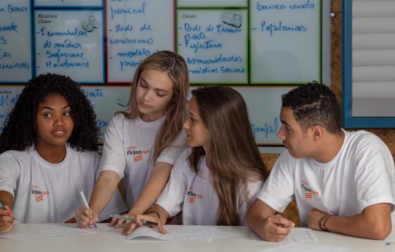 Firjan SESI Petrópolis oferece 200 vagas gratuitas para curso Pré-Enem