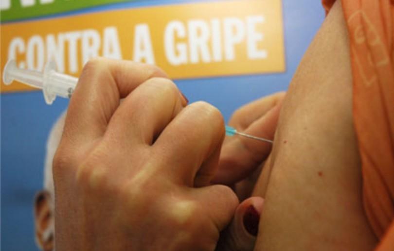 Campanha de vacinação contra a gripe começa na segunda