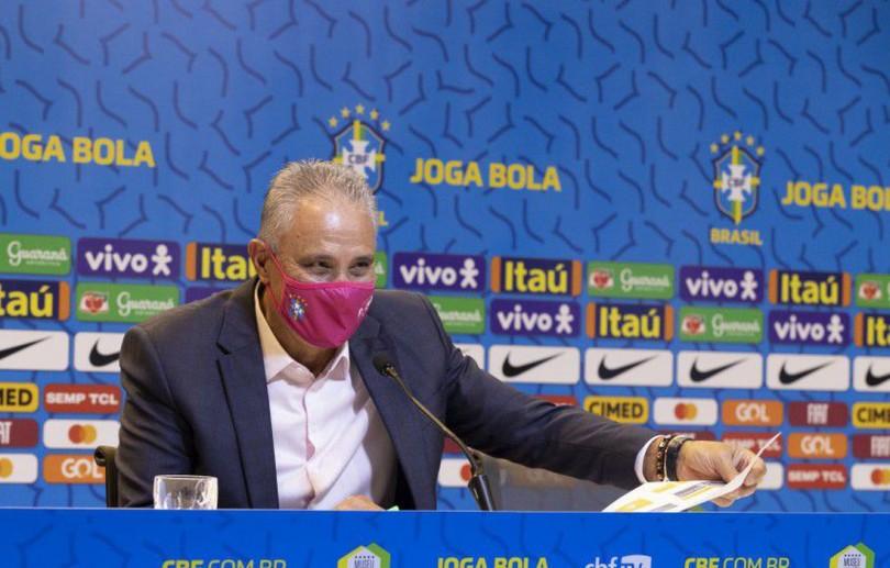 Tite convoca seleção para enfrentar Equador e Paraguai nas eliminatórias