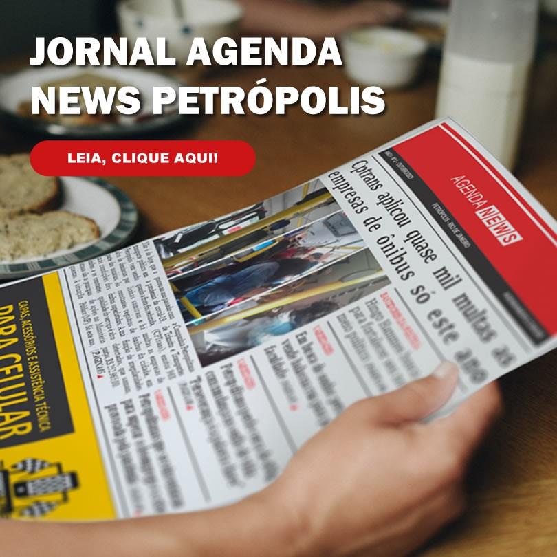 Edição 2 - Outubro/2021: Jornal Agenda News Petrópolis
